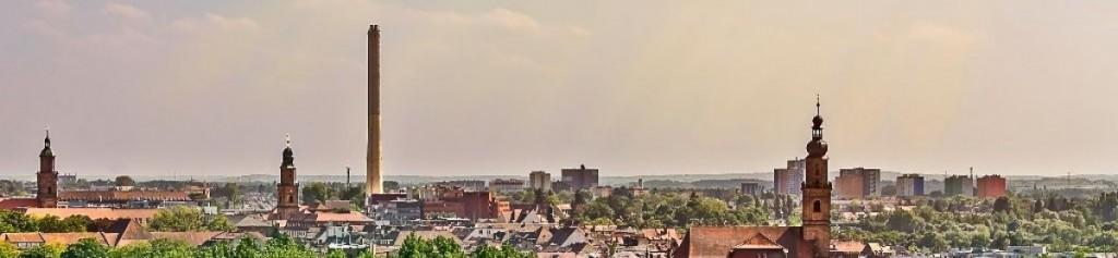 Stadtansicht Erlangen