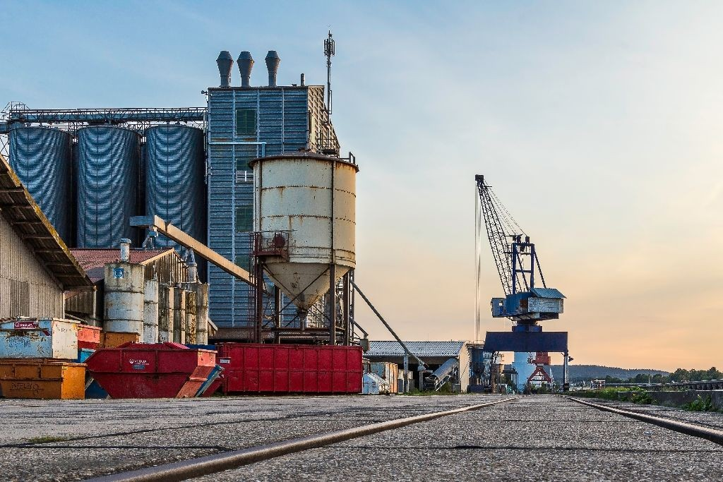 Hafen Fürth