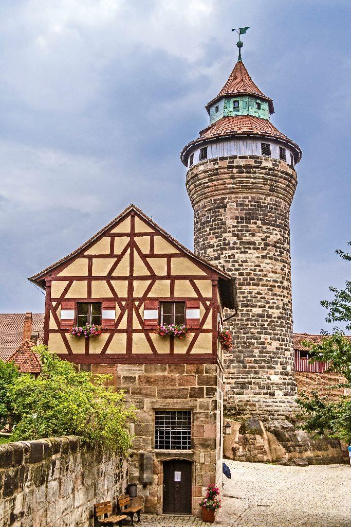 Brunnenhaus mit Sinwellturm